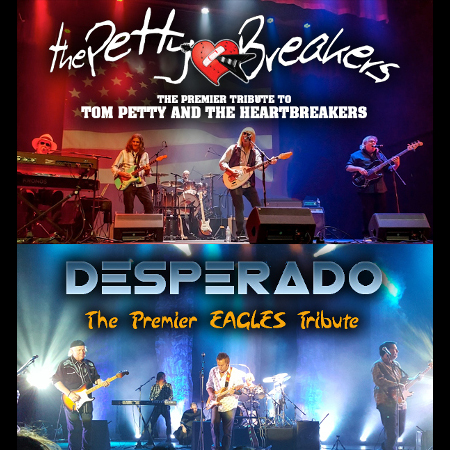 The PettyBreakers & Desperado