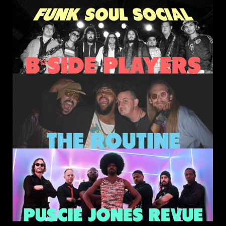 B-Side Players and The Routine