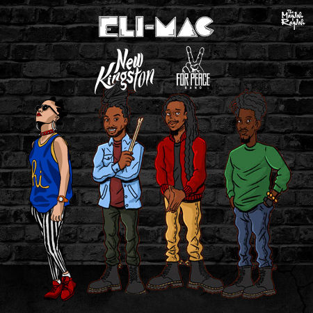 Eli-Mac, New Kingston & For Peace Band - Rock 2 Roots Tour 2019