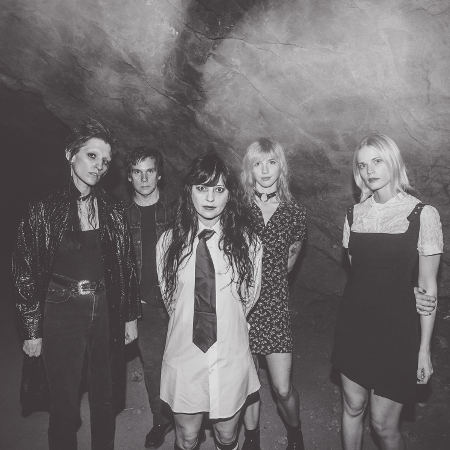 Death Valley Girls & Frankie & The Witch Fingers