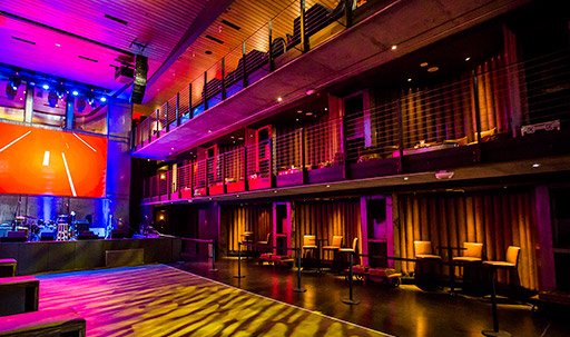 First Floor of Music Box SD