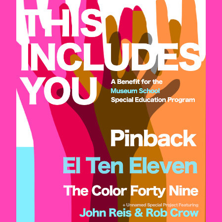 This Includes You! ft. Pinback & El Ten Eleven