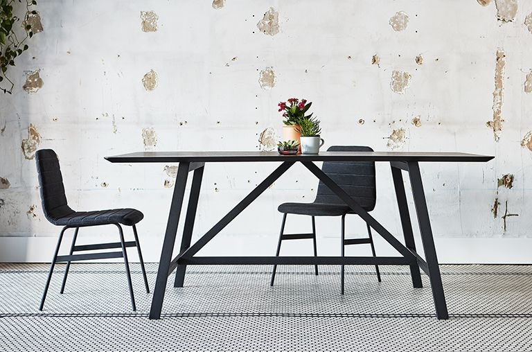 Wychwood Dining Table - Black Ash & Black - L02.jpg