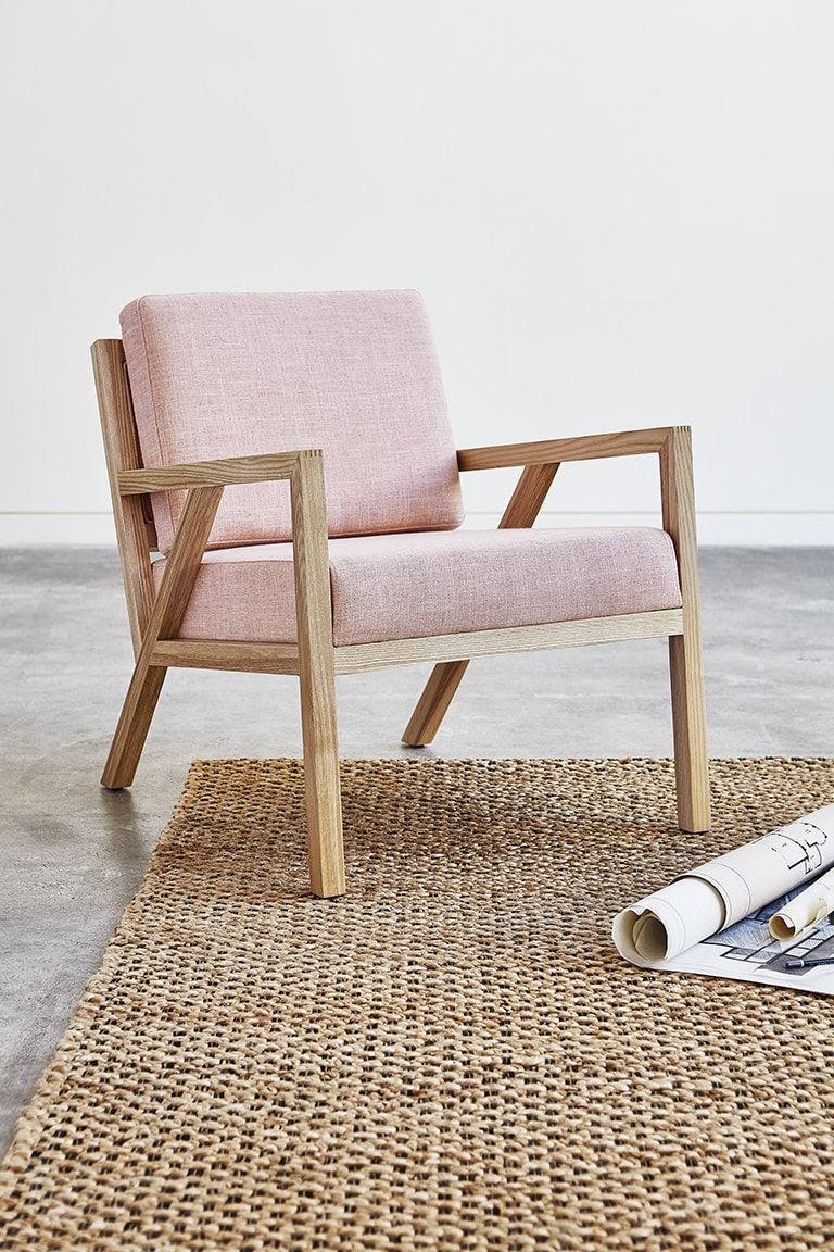Truss Chair - Caledon Dahlia & Natural Ash - L01.jpg