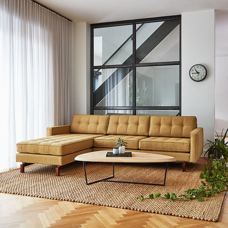 Jane 2 Bi-Sectional Walnut Finish - Stockholm Camel - L01.jpg