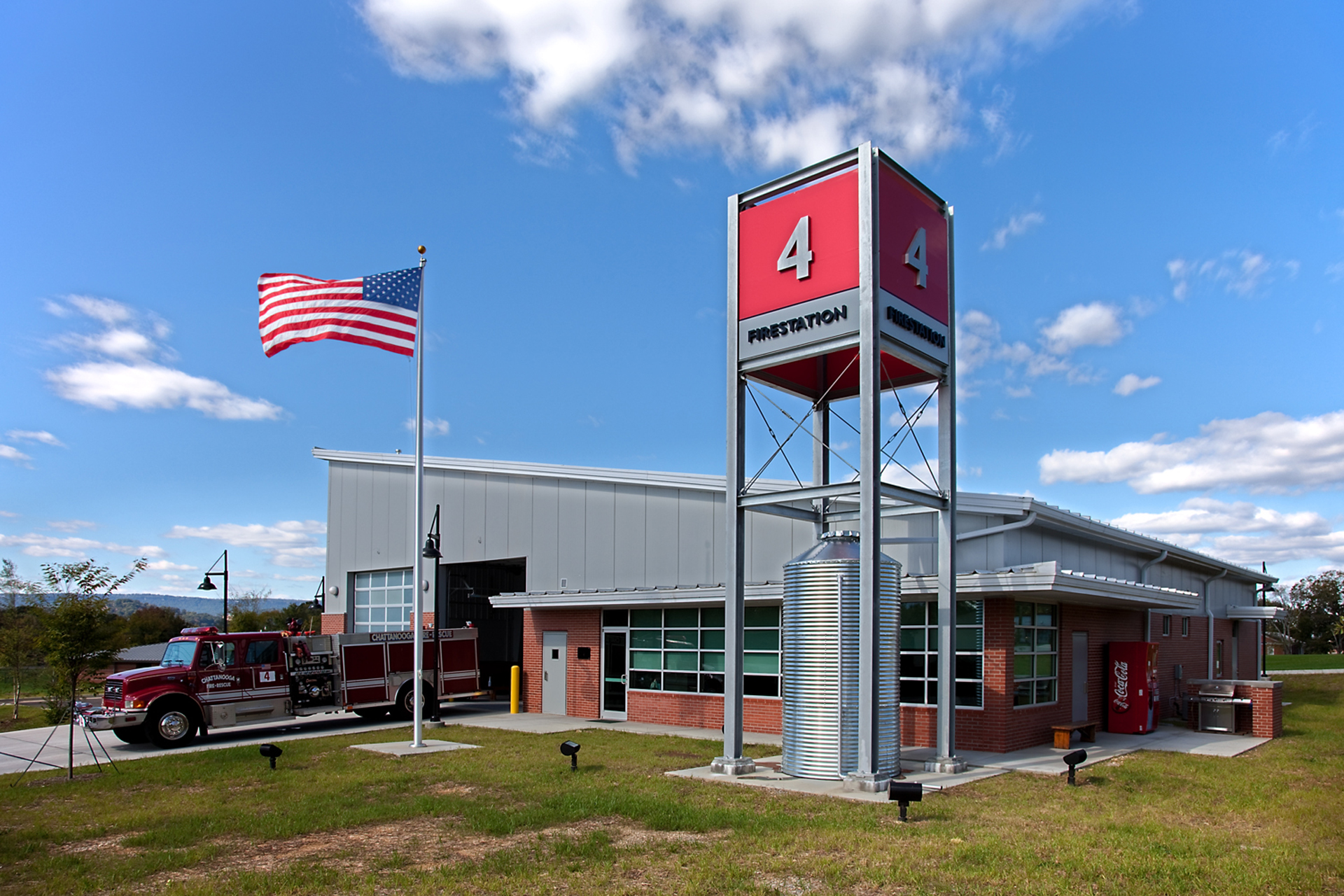 Chattanooga Fire Station #4