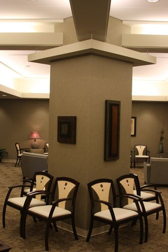 Eye Doctor Interior Design