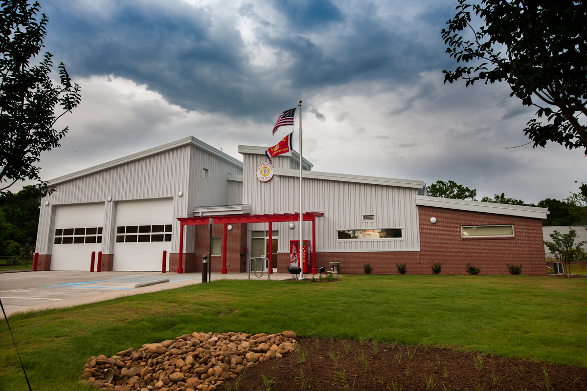 FIRE STATION #9