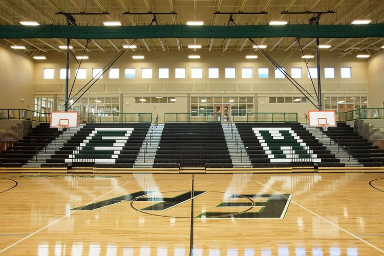 East Hamilton Middle School Gym Architect