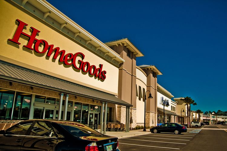Homegoods Pavilion at Port Orange