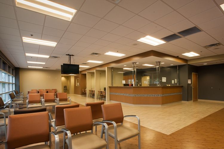 Homeless Healthcare Architecture Firm