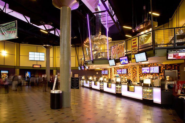 Modern Movie Theater Cinema Architecture