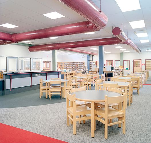 School Library Architecture