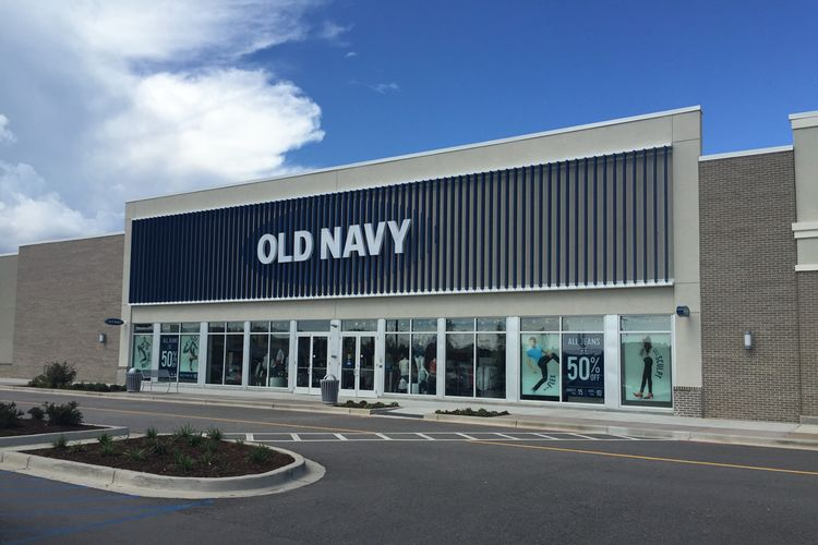 Modern Old Navy Design