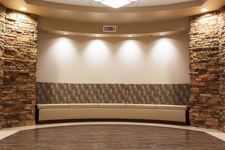 Cumberland Medical Center Interior Design