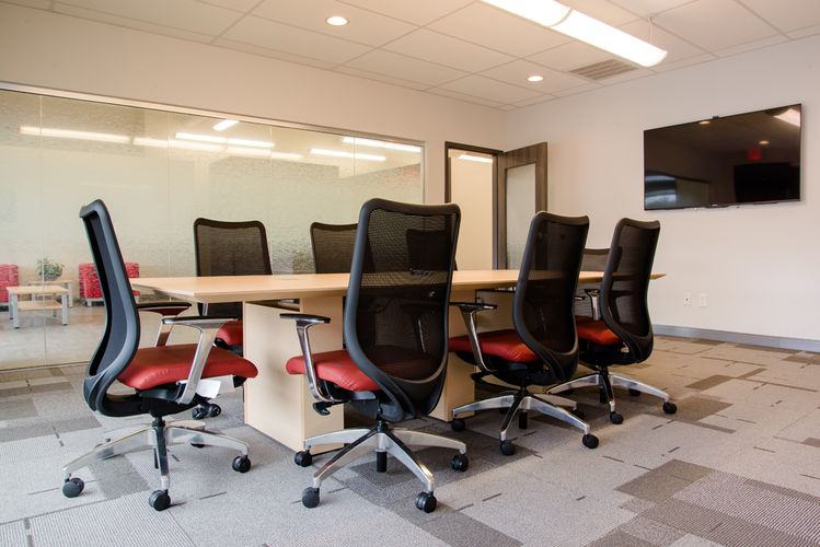 Oerlikon Conference Room Interior Design