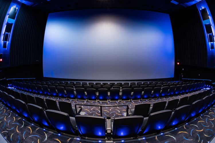 Movie Theater Architecture Design
