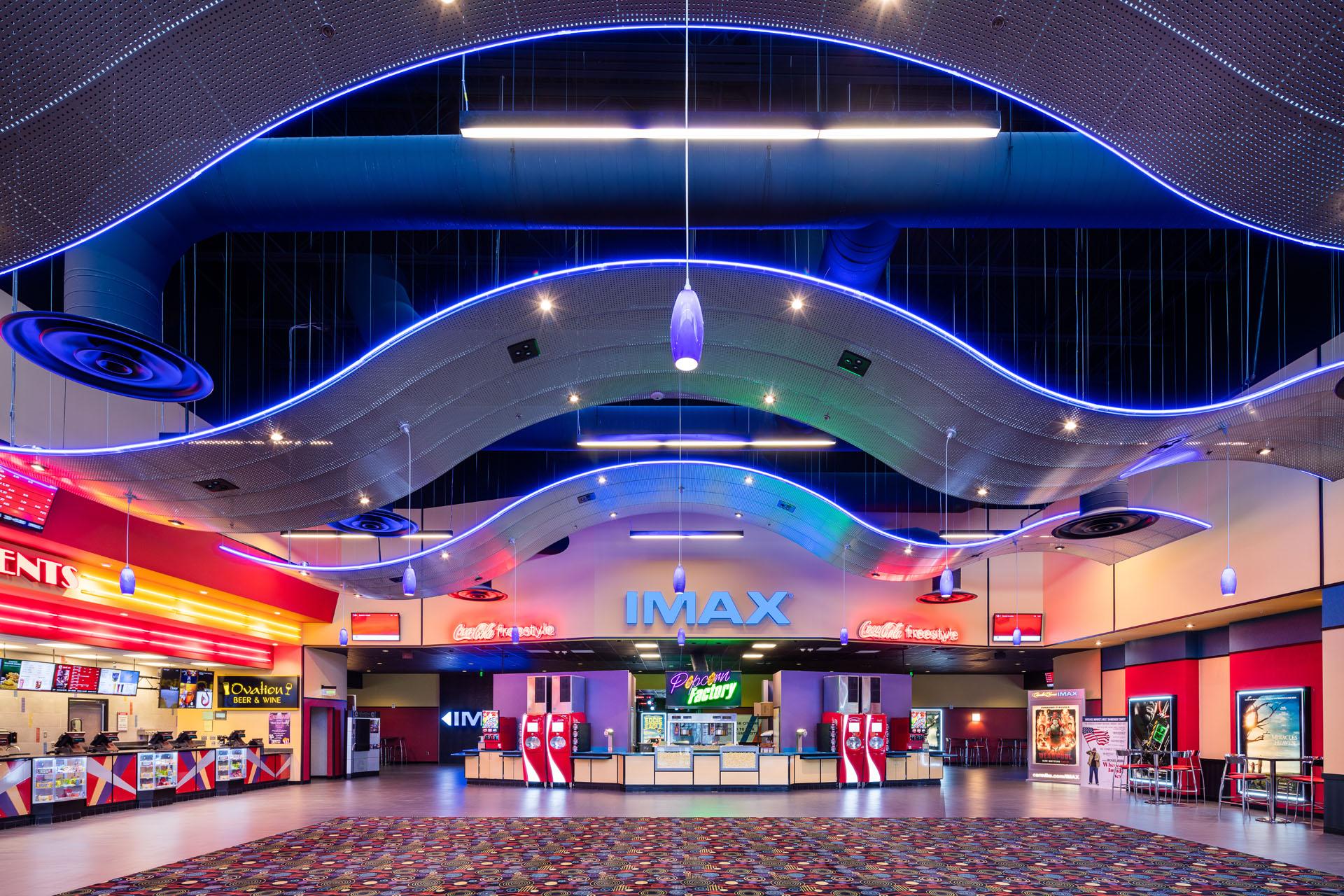 Modern Movie Theater Architecture
