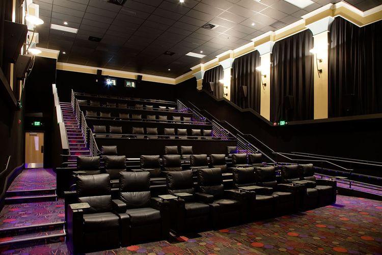 Movie Theater Cinema Architecture