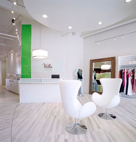 Modern Retail Interior Design