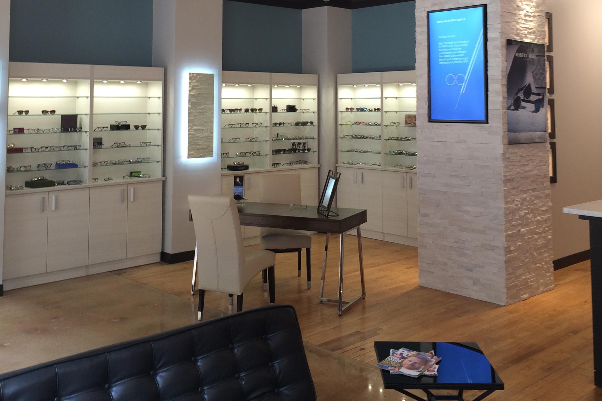 Modern Retail Interior Design
