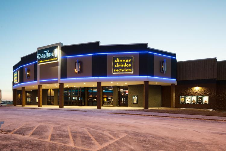 Ovation Theater Bloomington Illinois