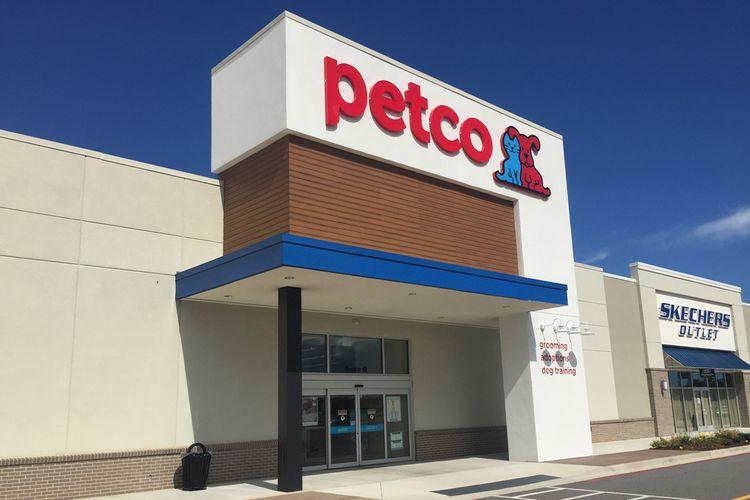 Modern Petco Architecture