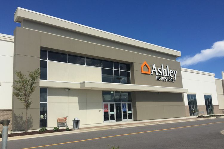 Modern Ashley Furniture Homestore Architecture