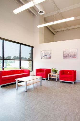 Oerlikon Modern Office Interior Design