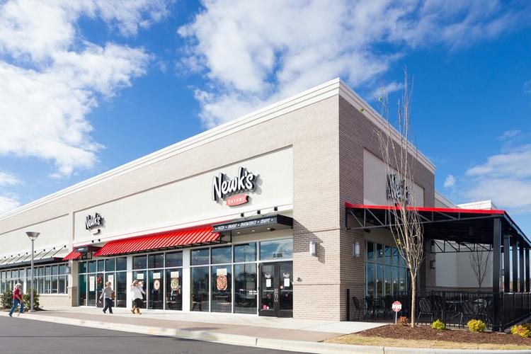 McGowin Park Shopping Center Mobile Alabama