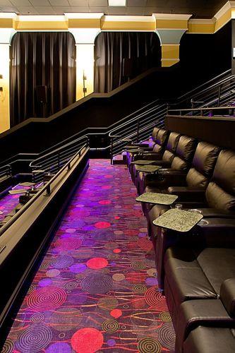 Movie Theater Architectural Design