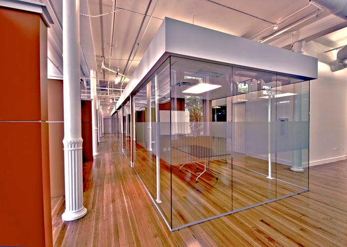 Modern Workspace Architecture