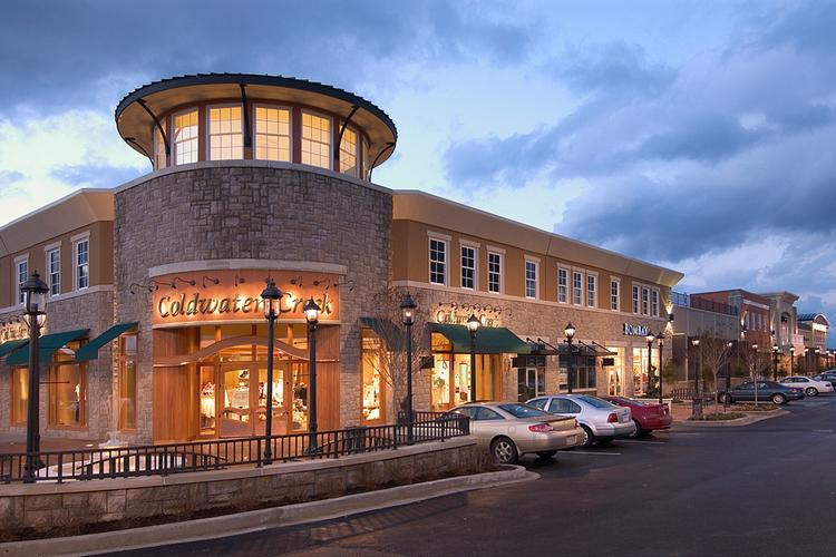 Hamilton Corner Retail Architect