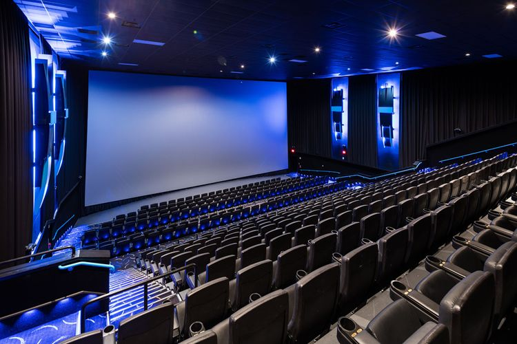 Cinema Theater Design Architecture