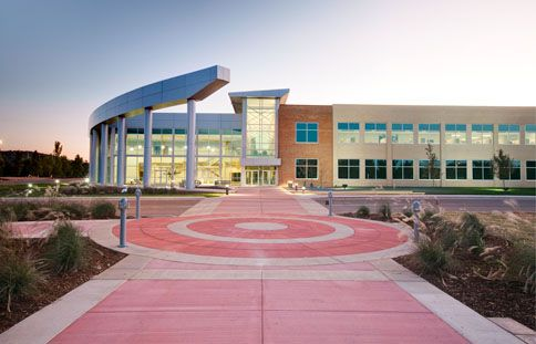 Health Science Center Architecture