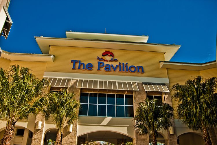 The Pavilion at Port Orange Architecture
