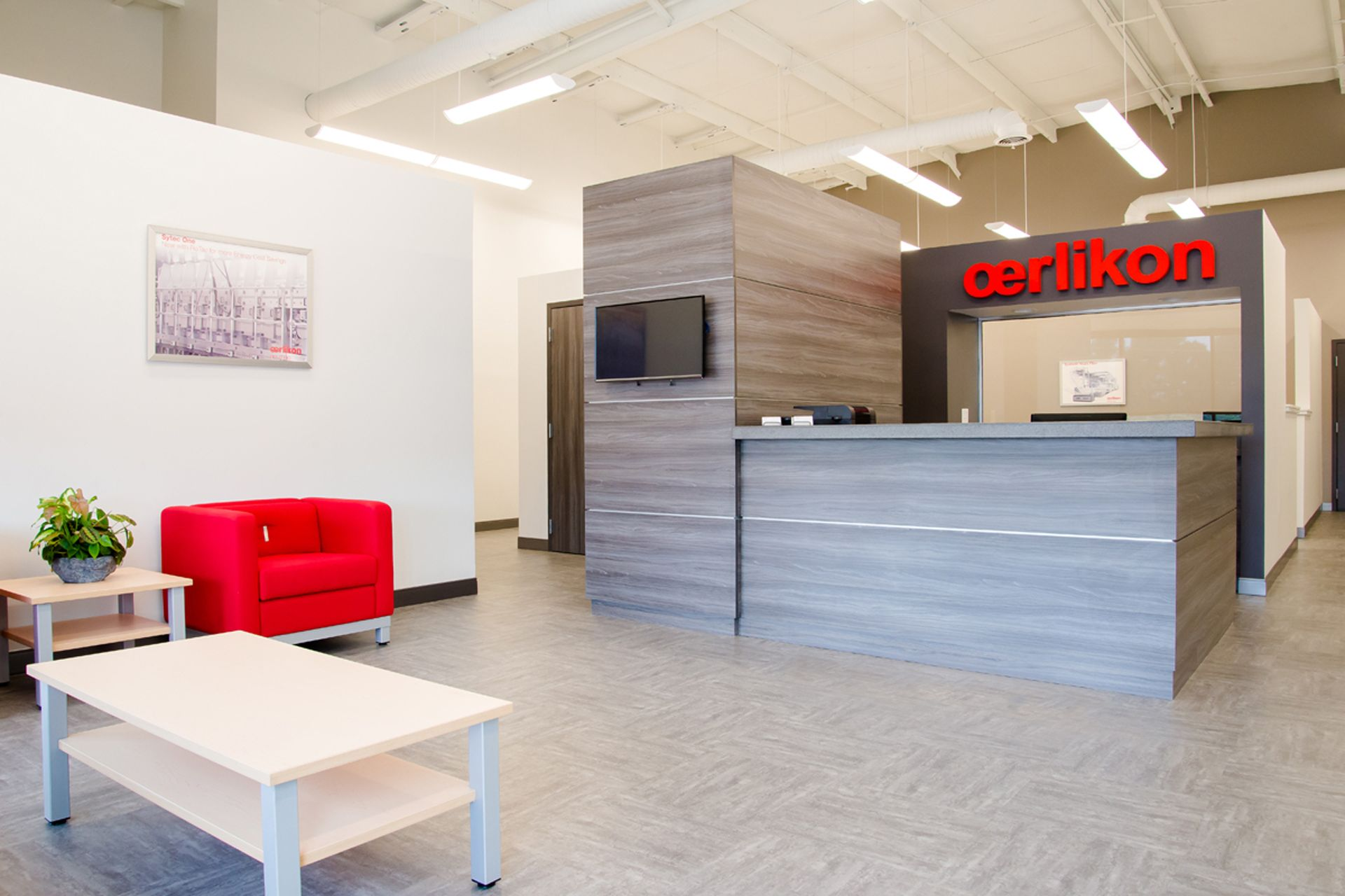 Oerlikon Offices Inside