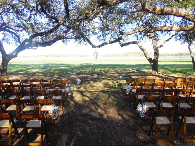 Best Texas Hill Country Wedding Venue