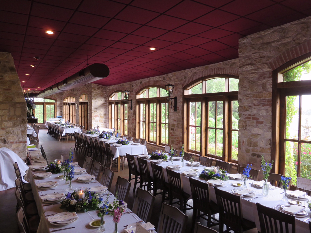 Texas Hill Country Corporate Event Venue