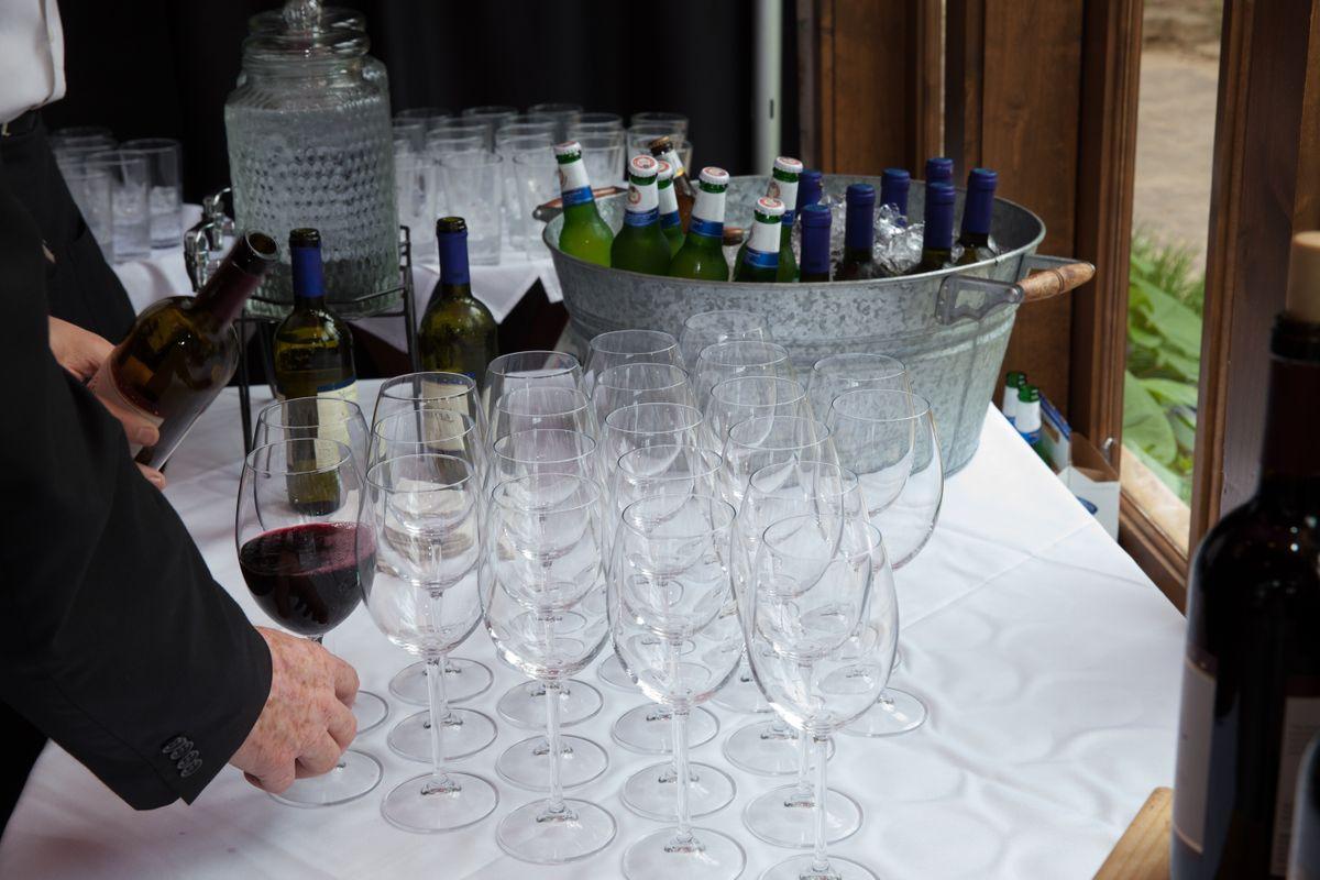 Trattoria Lisina Wine Selection