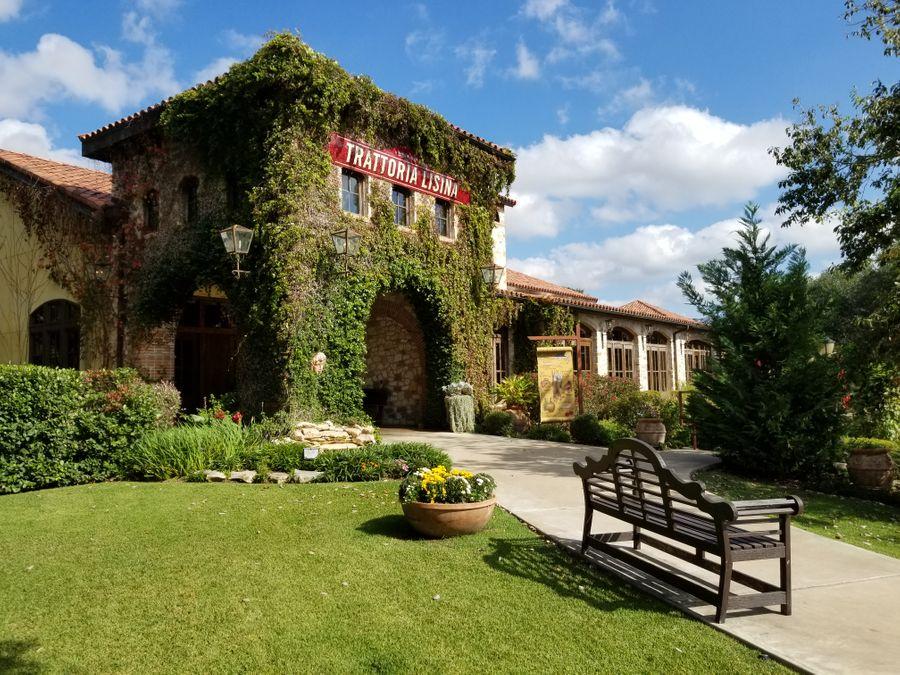 Driftwood, Texas Italian Restaurant