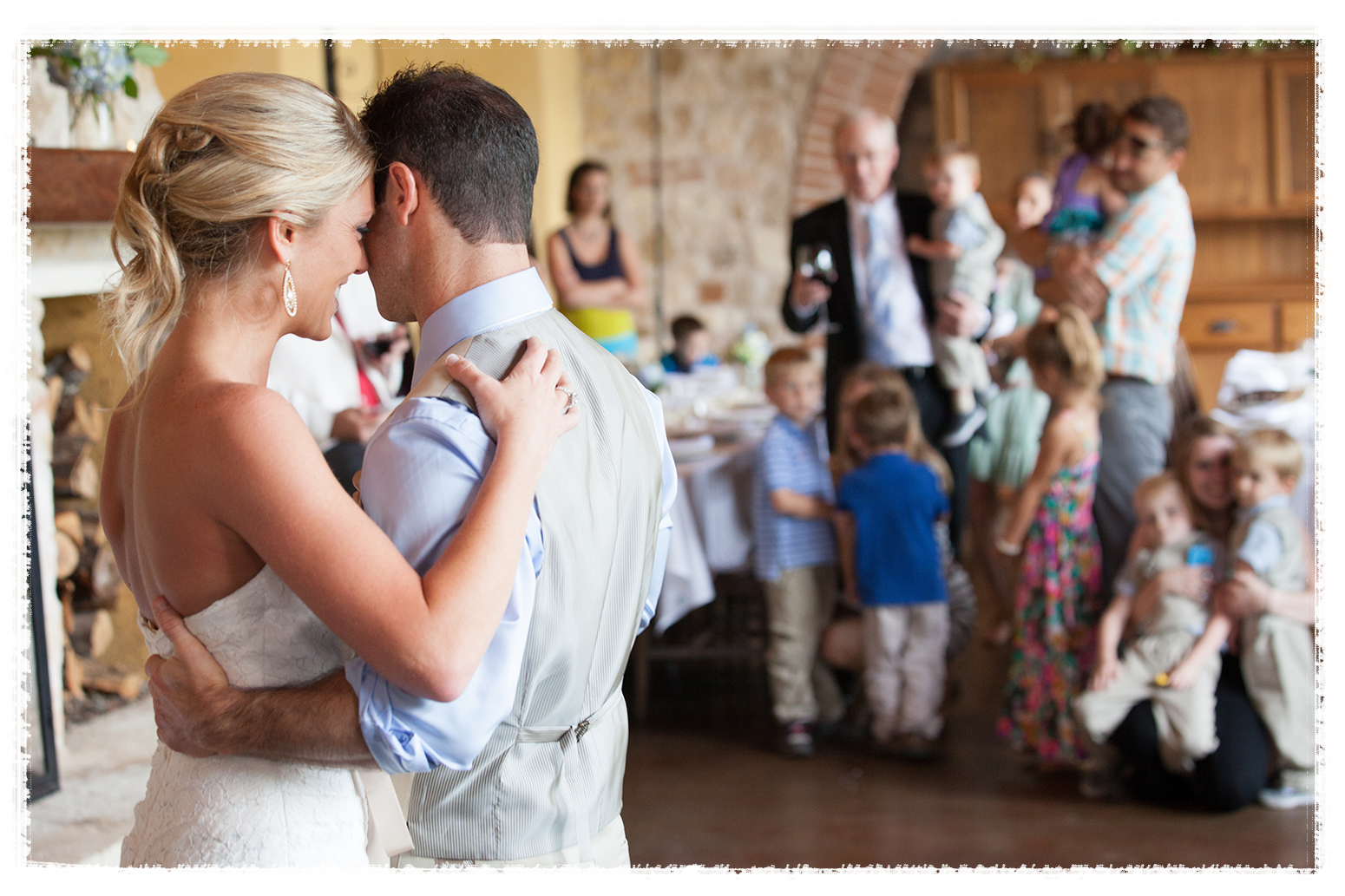 Rustic Hill Country Wedding Venue