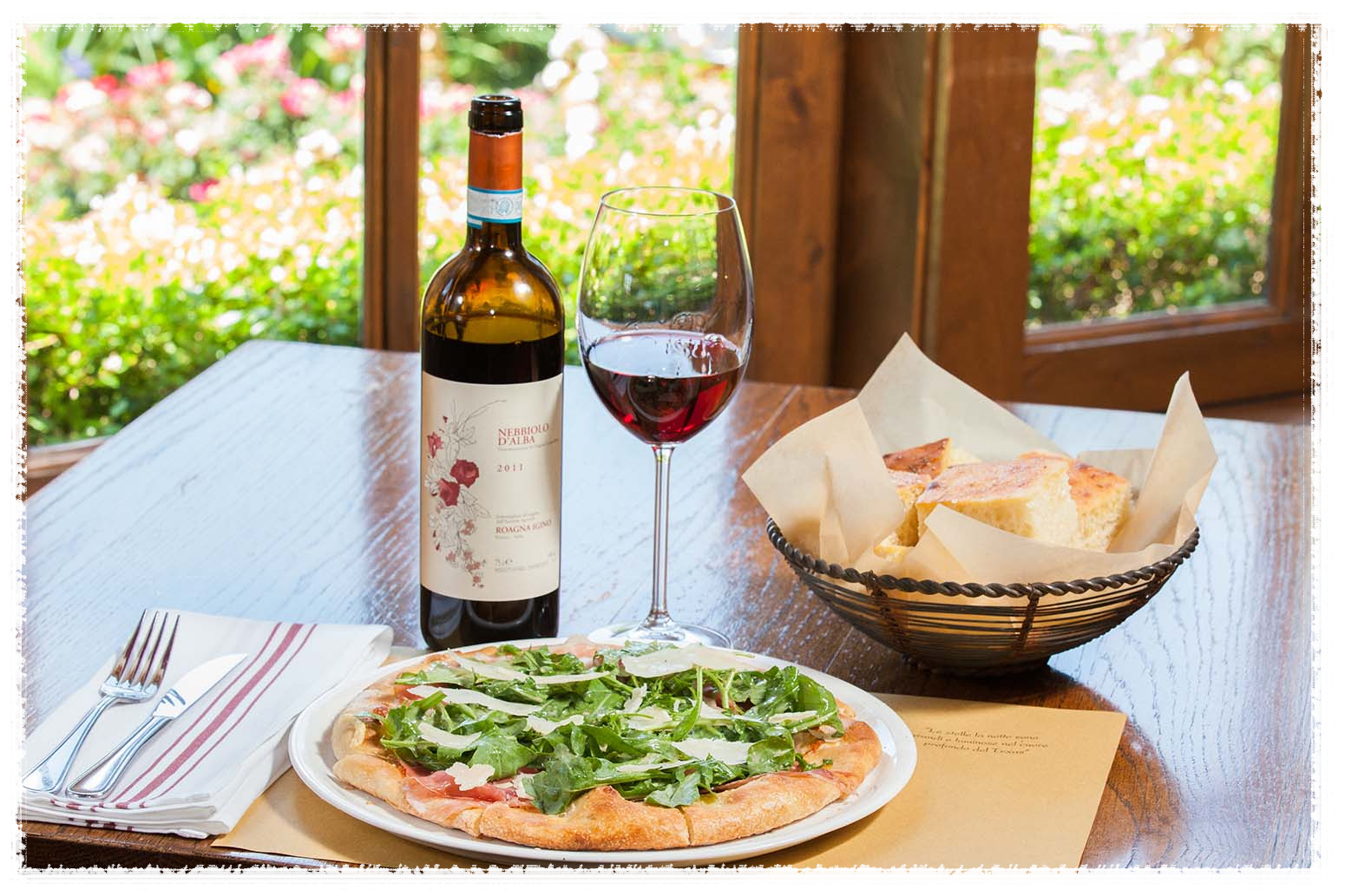 Authentic Italian Food and Wine in Texas Hill Country
