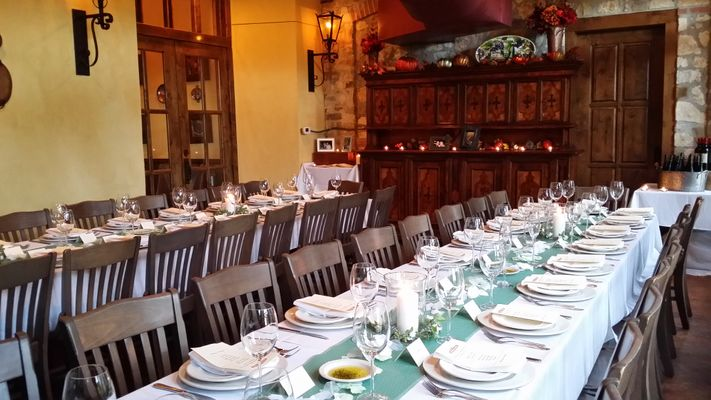 Driftwood, Texas Restaurants with Banquet Rooms