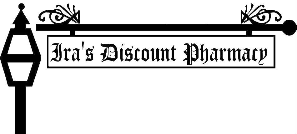 New - Ira's Discount Pharmacy