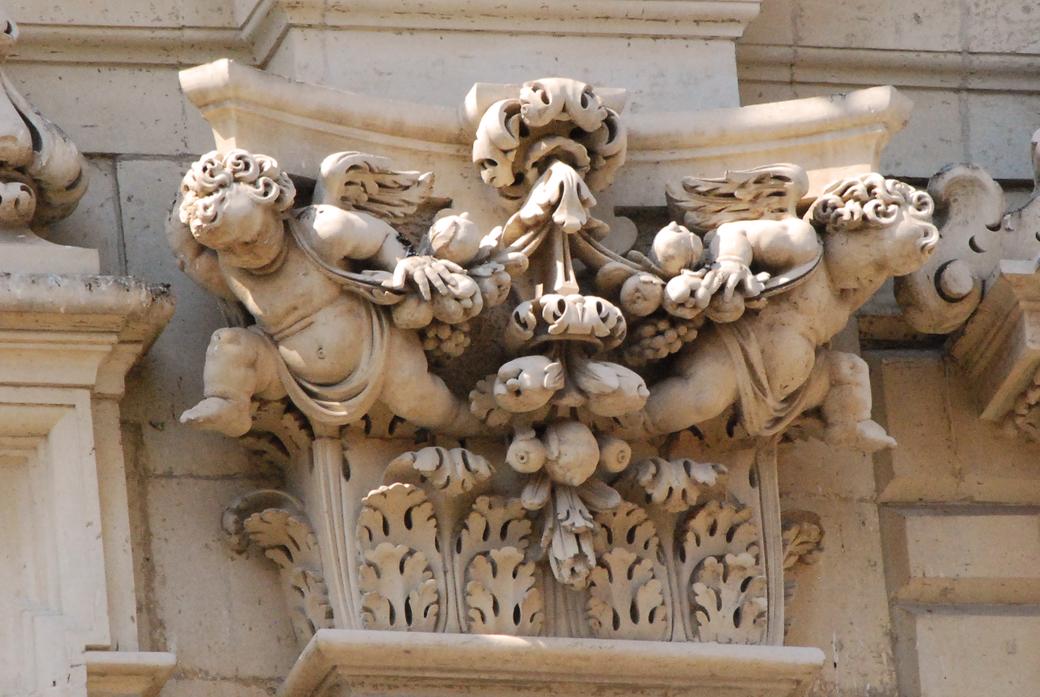 Lecce detail