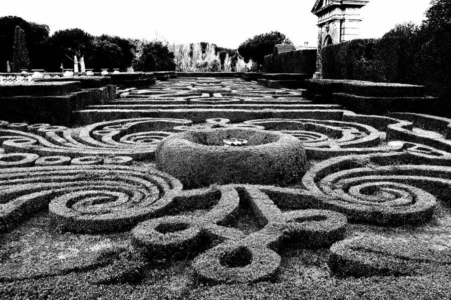 Lillian Cooper, Villa Lante Garden.jpg