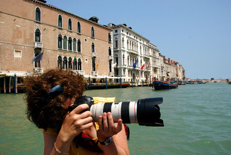 Photo safari in Venice on the Grand Canal.jpg