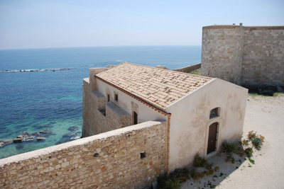 Sicily, Ortigia castle.jpg