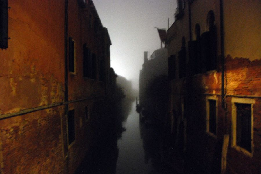 Venice, calle in the fog.jpg